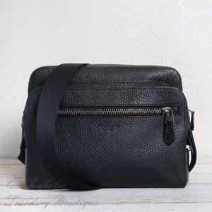 NWT Coach 91484 West Camera Bag Leather Crossbody